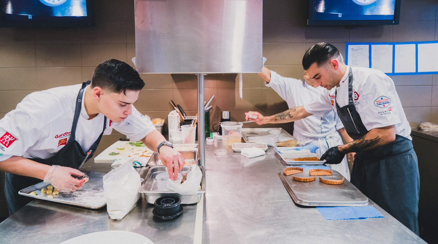 2019 Dates - Hawksworth Young Chef Scholarship